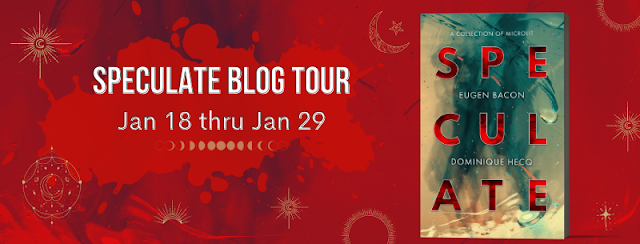 Blog Tour: Speculate: A Collection of Microlit