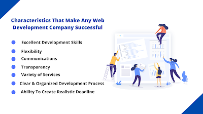 Characteristics That Make Any Web Development Company Successful