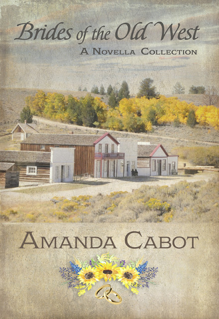 Brides of the Old West cover