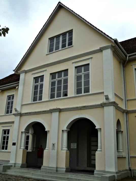 A Deutsche Schule, em Joinville, abriga hoje um espaço cultural
