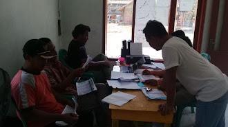 GMHP Tanpa Anggaran, Warga Pemilih Cuek Chek DPT