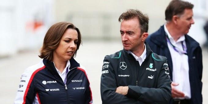 Paddy Lowe confirma que abandona la escudería Williams con efecto inmediato