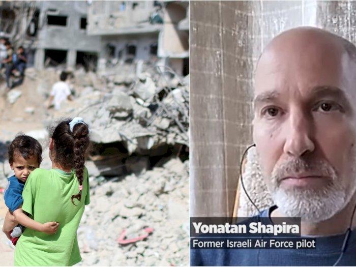 Pengakuan Mengejutkan Mantan Pilot Militer AU Israel: Kamilah Teroris Sebenarnya!
