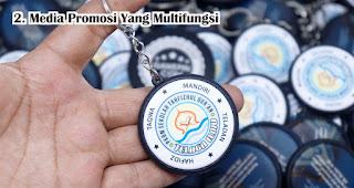 Souvenir pin untuk Media Promosi Yang Multifungsi