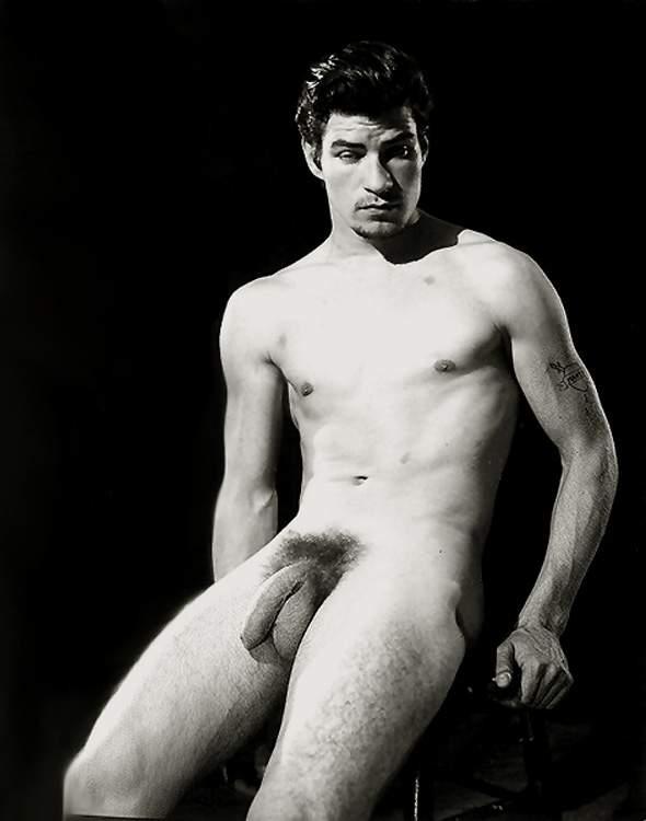 Male Art Model Nude