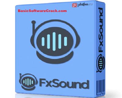 FxSound Pro 1.1.3.0 Pre Version Free Download