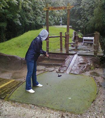 Adventure Golf at Wonderland Telford