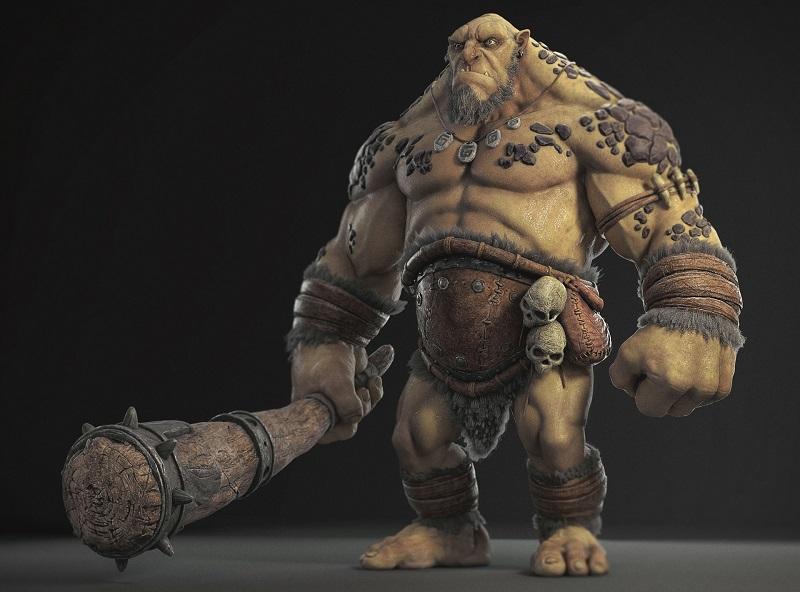 Trolls na Mitologia Nórdica