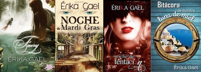 Novelas de Érika Gael