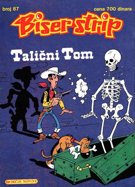 Ukleti Ranc - Talicni Tom