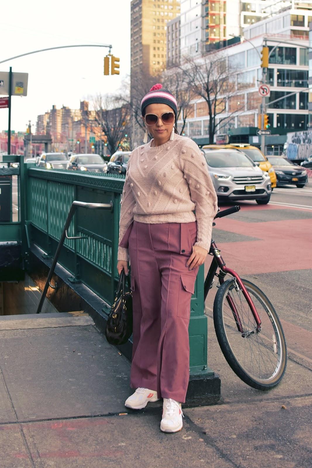 Look Monocromático En Color Rosa by Mari Estilo-marisolflamenco-sheingals-dcblogger-streetstyle-moda-