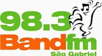 Rádio Band FM 98,3 de São Gabriel RS