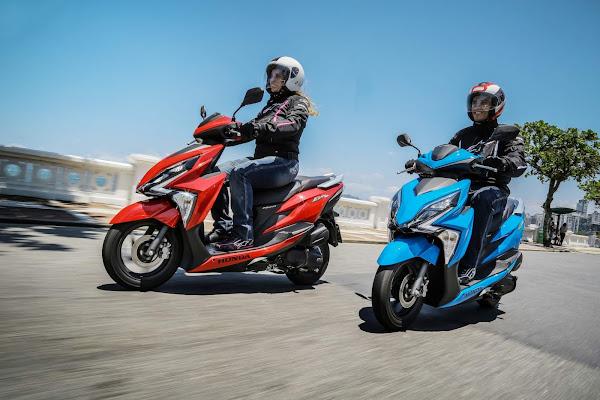 Honda Elite 125 2022