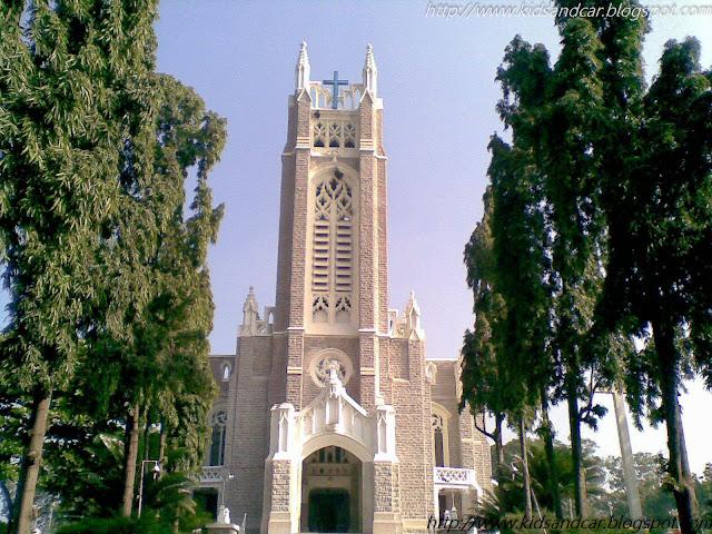 Medak Church places to see in Telangana