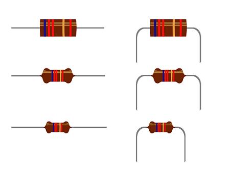 Cara Menghitung Warna Kode Gelang Resistor