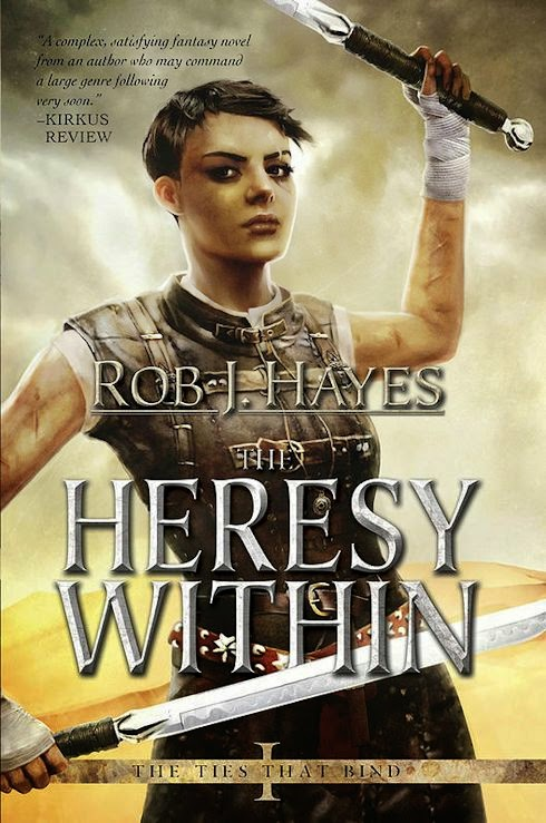 Guest Blog by Rob J. Hayes - Stories are Written on Paper, Not Stone - May 28, 2015