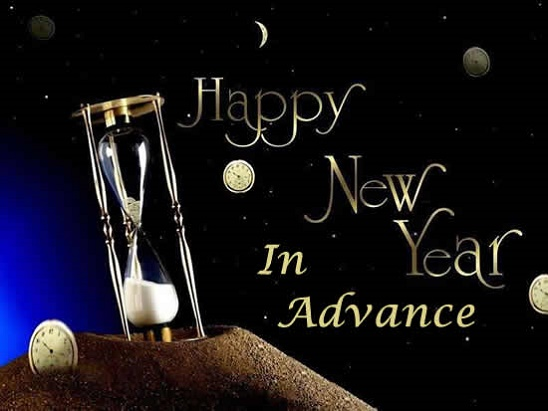 Use HAPPY NEW YEAR IN ADVANCE To Make Someone Fall In Love With You