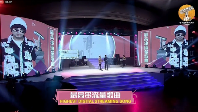 AIM Chinese Music Awards 2020, Winners, My Experience, AIM Chinese Music Awards, Yoodo, Lifestyle