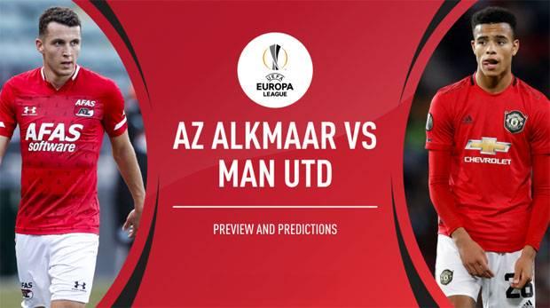 Prediksi AZ Alkmaar vs Manchester United Europa League