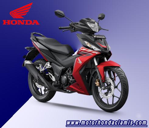 Mau Kredit Motor Honda Supra GTR Ciamis