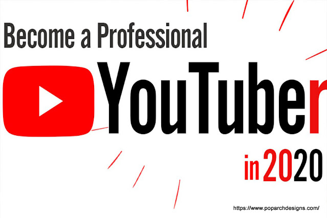 Youtuber career option in 2020