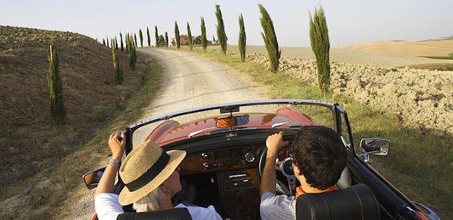 Passeio pela Toscana