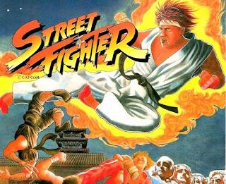 Jogo Street Fighter Arcade online grátis