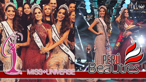 Sofía Aragón es Miss Universe Mexico 2019