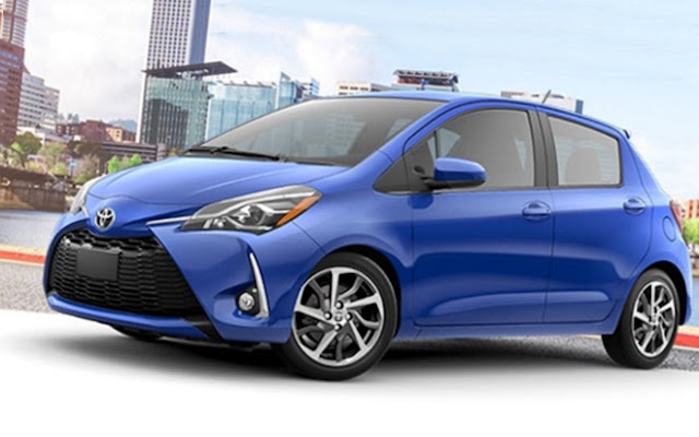 New 2018 Toyota Yaris Release Date, Review And Price