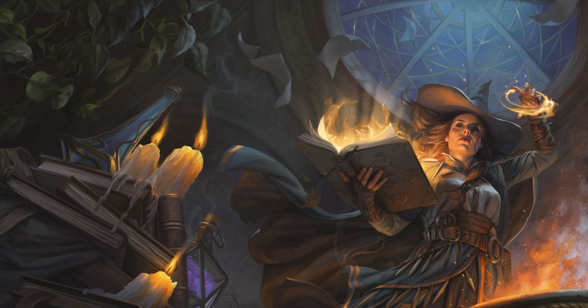 Reseña D&D - Tasha's Cauldron of Everything - Tasha