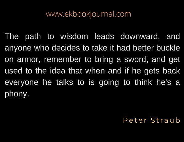 Peter Straub | Quotes