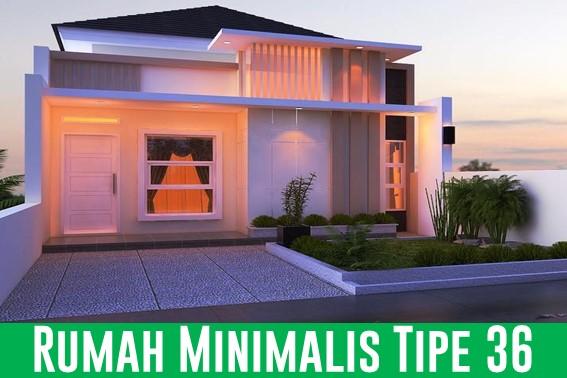 Tips Menata Rumah Minimalis Tipe 36 yang Nyaman