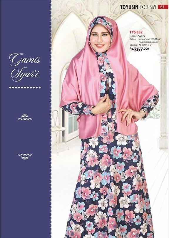 Baju Toyusin Sheza Style Toyusin Pusat Busana