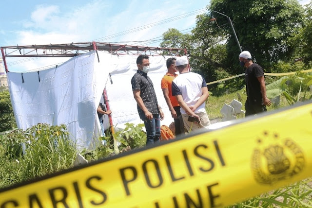 Autopsi jenazah Hayatul Ulum, bungkam sangkalan pelaku pembunuhan