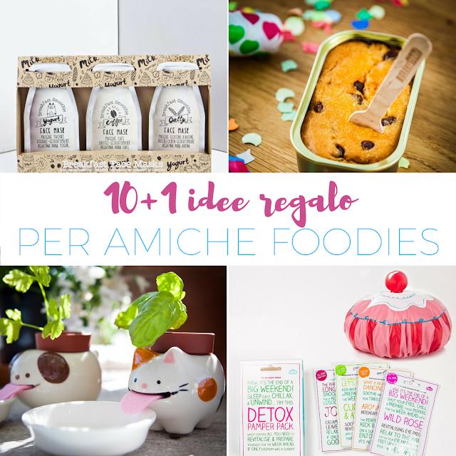 Troppotogo - 10 idee regalo per amiche foodies
