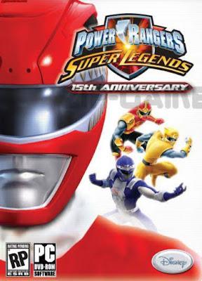 تحميل لعبة Power Rangers Super Legends