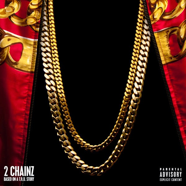 2 Chainz - I'm Different - Single Cover