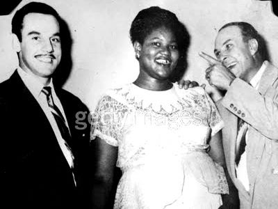 Johnny Otis, Big Mama e Don Robey