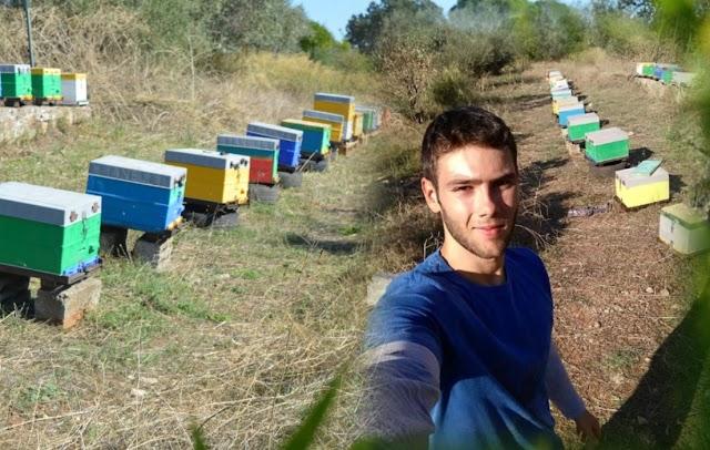 Πως ξεκίνησα τη μελισσοκομία: Η αρχή ήταν δύσκολη...