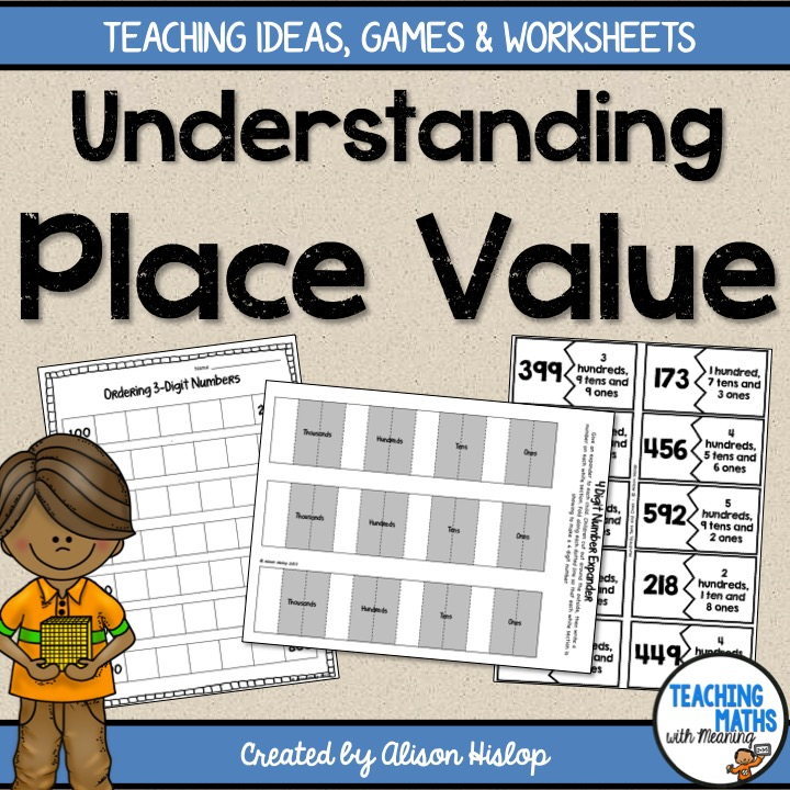 Understanding Place Value with 15+ Activities - Teaching Maths with