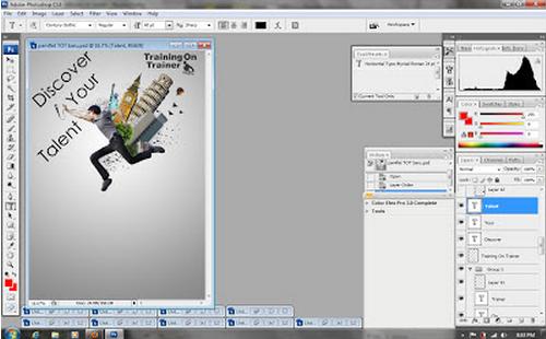 Cara Membuat Desain Pamflet dengan Photoshop Cara Membuat Desain Pamflet dengan Photoshop Cepat, Mudah, dan Keren