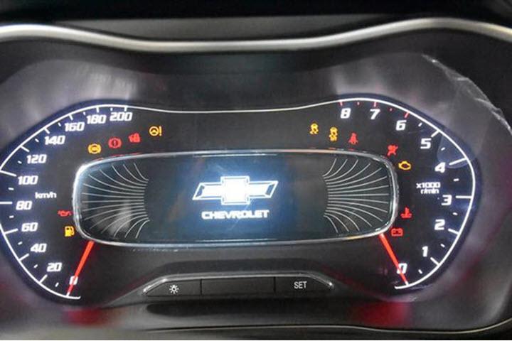 Ô tô Trung Quốc 'đội lốt' Chevrolet Groove, thách thức Ford EcoSport