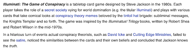 Rationalwiki illuminati
