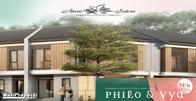 philo house alam sutera