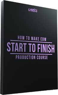 Download Cymatics How To Make EDM Start to Finish Production Course TUTORiAL