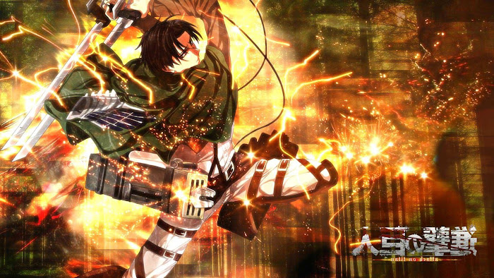 Attack On Titan Wallpapers Download Hd Wallpapers And Background Images Wallpaperjet