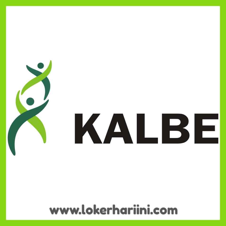 Lowongan Admin Pt Kalbe Farma Tbk Cikarang 2021