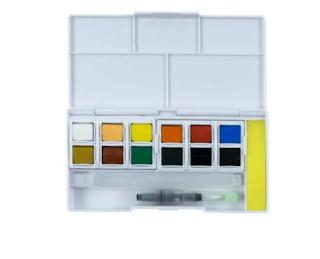 Rekomendasi Watercolor Murah Untuk Pemula