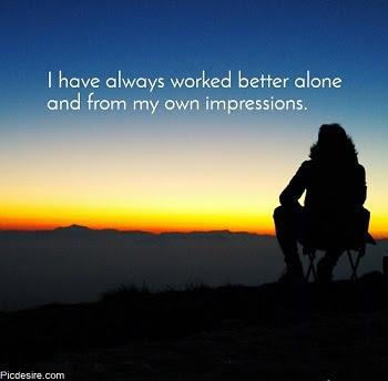 Read these Alone Quotes to stop feeling Lonely