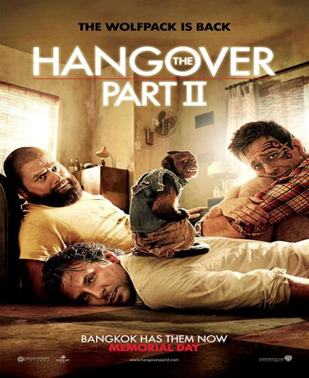 The Hangover Part 2 2011 Dual Audio [Hindi-English] UNRATED 480p BluRay 420MB ESub